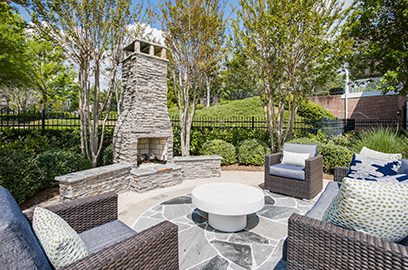 Bell Kennesaw Mountain Fire Pit