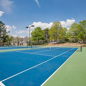 Bell Kennesaw Mountain Tennis Court